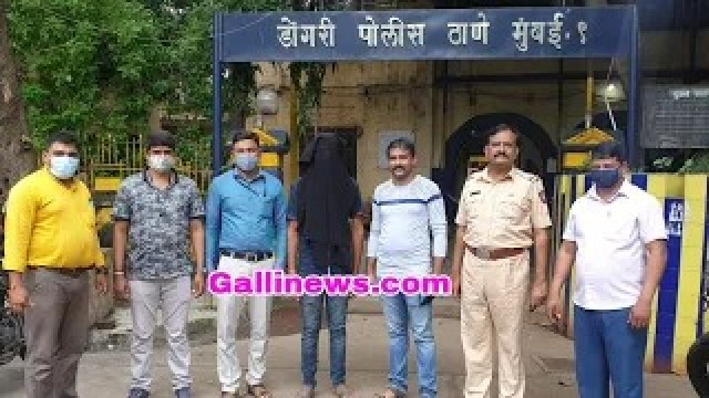 Murder Case Aaropi Arrested By Dongri Police Aaropi Arrested From Nepal Border