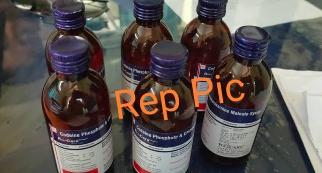 Drug Peddlar Arrested with Cough Syrup Bottle in Govandi Shivaji Nagar