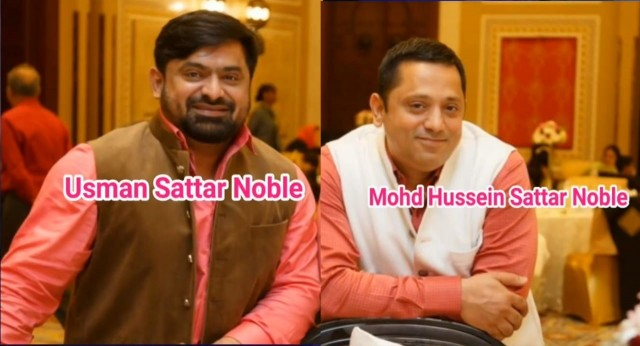 Dubai Court Convict Mumbai Top Builder Abdul Sattar Noble 2 Sons Usman And Mohd Hussein Noble  for Fraud and Cheque Bouncing Case