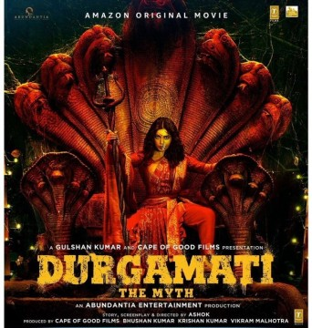 The Trailer Of Durgamati Is Release At 12 clock Today