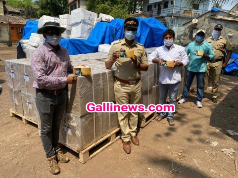Facemask Worth Rs 1 crore Seized from Godown near Mumbai Airport