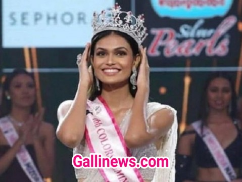 Femina Miss India 2019 Rajasthan ki Suman Rao 22 bani Femina Miss India 2019 Winner