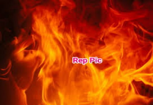 3 Person Sustained Serious Burns in Fire at Borivali IC Colony