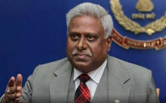 Former CBI Director retired IPS Officer Ranjit Sinha Passes Away