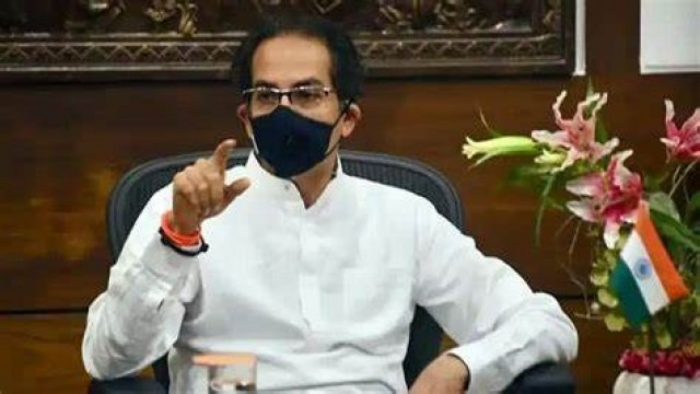 Full Kadak Lockdown 14 April Raat 8 00 baje se 15 days ka announce kiya CM Uddhav Thackeray ne