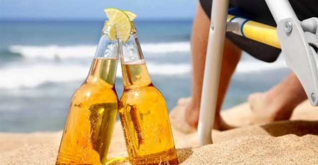 GOA Beaches Par Drinking and Cooking Par Banned