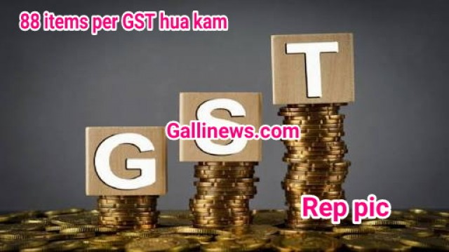 88 items per GST hua kam