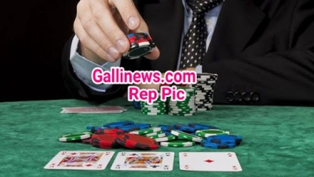 Gambling Club Raided By SS Branch in Lower Parel