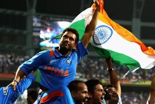 Happy Birthday Cricketer Sachin Tendulkar