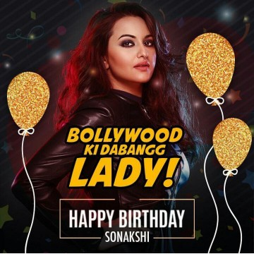 Happy Birthday Sonakshi Sinha