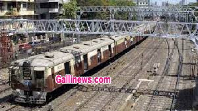 Harbour local line Disrupted due to technical problem