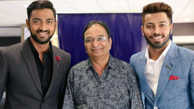 Hardik Pandya and Krunal Pandya Father Pass away Deu to Cardiac