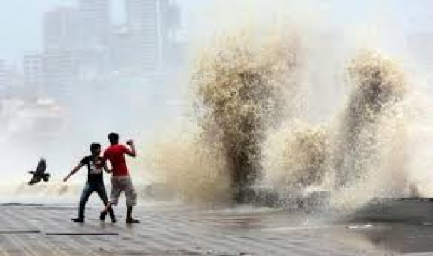 High tide Alert in Mumbai issued by IMD