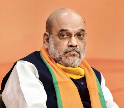 Medical Checkup ke Liye Home Minister Amit shah Hospital mai Admit