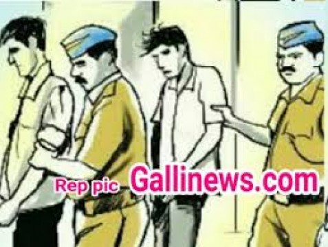 Hukkah Parlour raided by DCP ShivDeep Lande at Ghatkopar