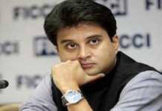 Jyotiraditya Scindia Congress party Uttar Pardesh ke General Secretary ne kiya apni post se resign