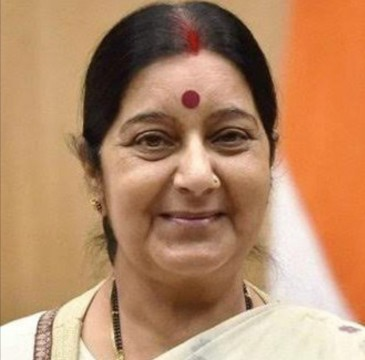 Former External Affairs Minister Sushma Swaraj Passes Away at Age 67