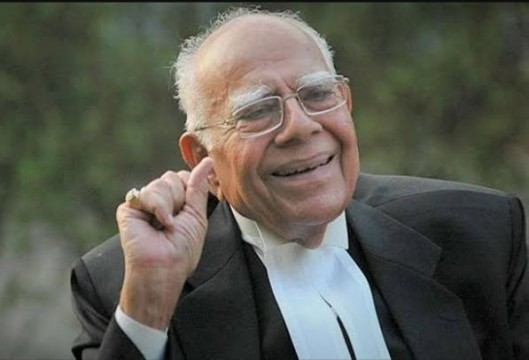 Sad Demises Sr Advocate Ram Jethmalani passed away at the age of 95yrs