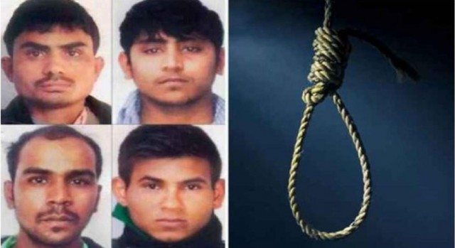 Nirbhaya Gangrape and Murder Case All four convicts ko aaj subha di gayi Phansi