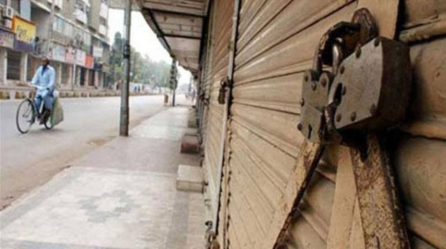 Mumbra Under Complete Lockdown From Today Midnight