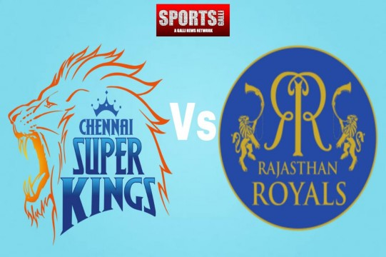 IPL Match 37th Rajasthan Royals Beat Chennai Super Kings