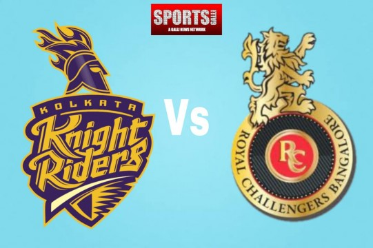 IPL Match 39th Royal Challengers Bangalore Beats Kolkata Knights Riders