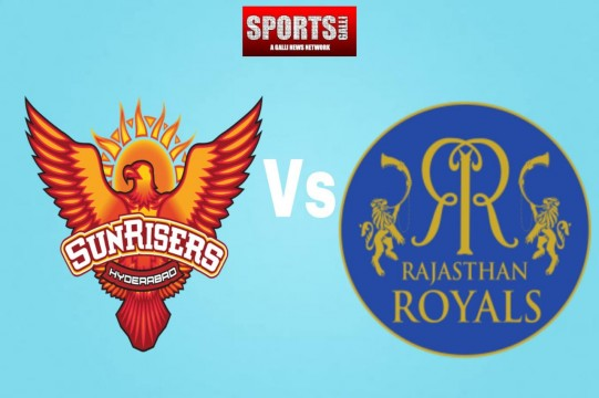 IPL Match 40th Sunrisers Hyderabad Beat Rajasthan Royals