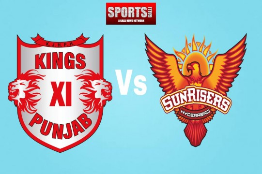 IPL Match 43rd Kings XI Punjab Beat Sunrisers Hyderabad