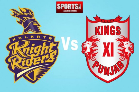 IPL Match 46th Kings XI Punjab Beat Kolkata Knights Riders
