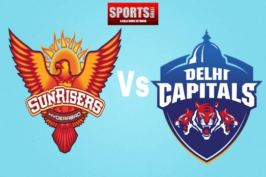 IPL Match 47th Sunrisers Hyderabad Beat Delhi Capitals
