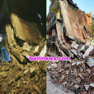 Building Collapse in Dombivli