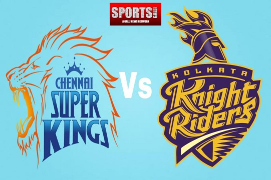 IPL Match 49th Chennai Super Kings Beat Kolkata Knights Riders