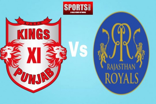 IPL Match 50th Rajasthan Royals Beat Kings XI Punjab