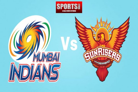 IPL Match 56th Sunrisers Hyderabad Beat Mumbai Indians