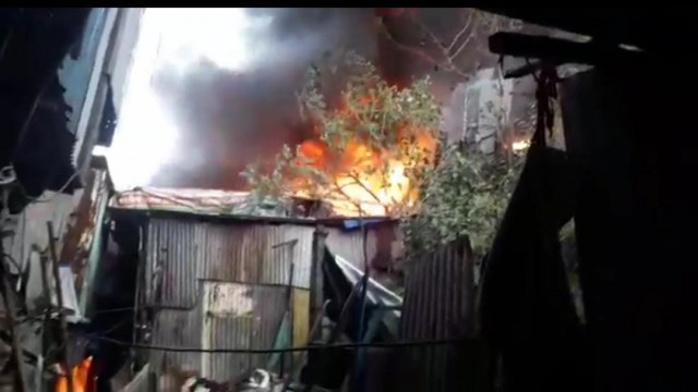 Major Fire in Kurla Godown
