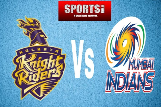 Mumbai Indians Wins IPL 5th Match against Kolkata Knights Riders at Chennai