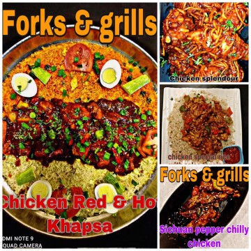 Ramzan Iftaar and Sehri Special from FORKS AND GRILLS Restaurant at Noorbaug