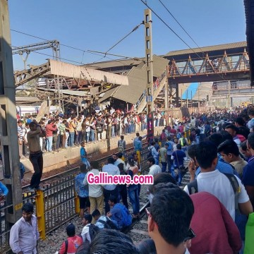 Western Local Train affected  due to Public Protest at Nalasopara