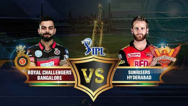 IPL Day 3 Royal Challengers Bangalore Beats Sunriser Hyderabad