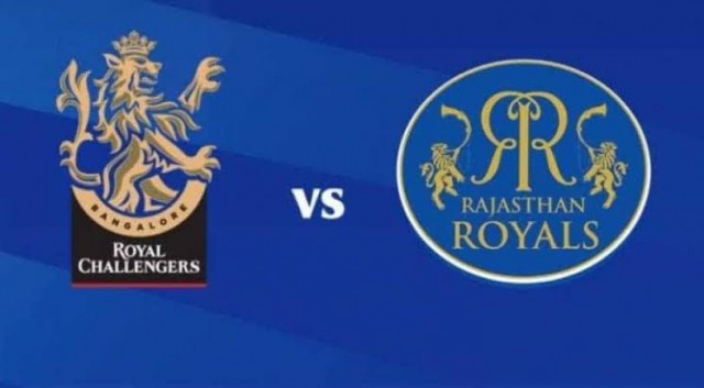 IPL Match 33rd Royal Challengers Bangalore Beat Rajasthan Royals