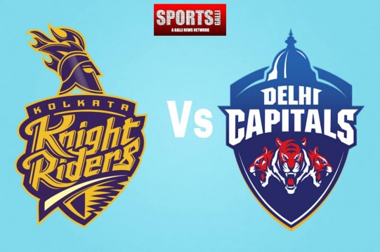 IPL Match 42nd Kolkata Knight Riders Beat Delhi Capitals