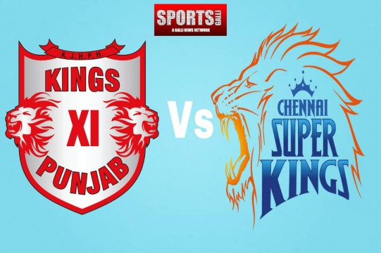 IPL Match 53rd Chennai Super Kings Beat Kings XI Punjab