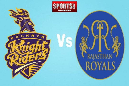 IPL Match 54th Kolkata Knights Riders Beat Rajasthan Royals