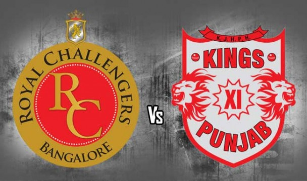 IPL Match 31st Kings XI Punjab Beats Royal Challengers Bangalore