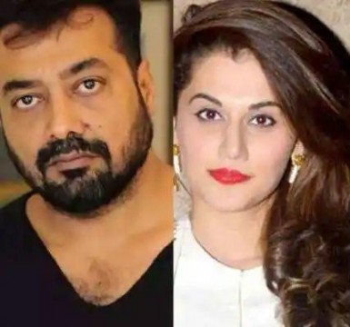 Income Tax raids underway at the properties of film director Anurag Kashyap and actor Taapsee Pannu in Mumbai Income Tax Department