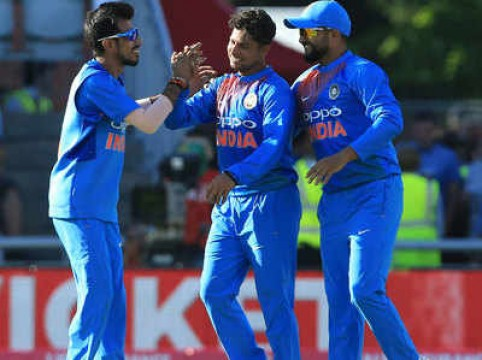 India beat England by 8 wickets