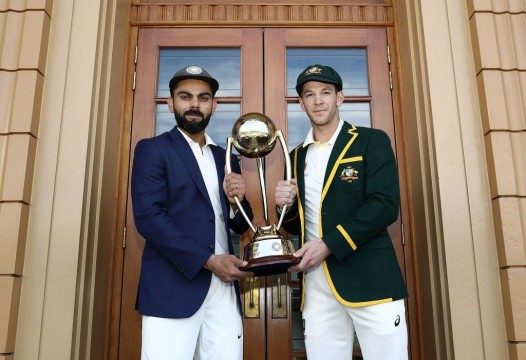 India Vs Australia 1st Test Match Tomorrow