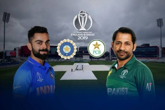 India beat Pakistan in ICC World Cup Match