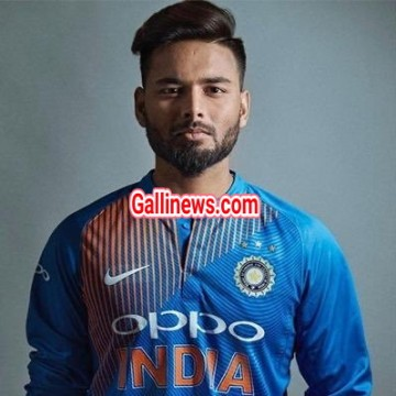 Indian Cricketer Rishabh Pant Tested Positive for Covid 19