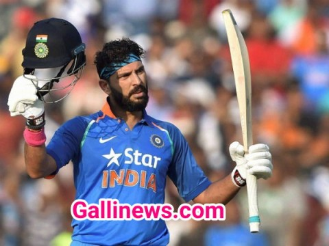 Indian Cricketer Yuraj Singh ne Cricket ke sabhi format se retirement liya